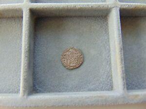 Extremely Fine Medieval Habsburg FERDINAND II King Silver Denarius 1634 Kremnitz