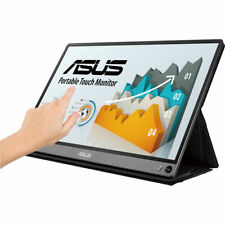 """ASUS ZenScreen Touch MB16AMT 15.6"""" 16:9 Multi-Touch IPS Monitor"""
