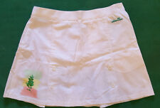 vintage shorts ELLESSE skirt retro clothes BNWT nos rare tennis 80 90