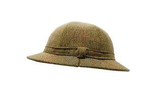 New Olney Tweed Stalker Hat