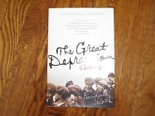 The Great Depression, A Diary by Benjamin Roth, Hardback.