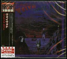 Voivod Angel Rat CD new Japan press