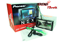 "PIONEER AVH-1300NEX 6.2"" CD DVD Bluetooth CARPLAY & ANDROID + FREE VIDEO BYPASS"