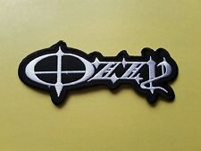 POP, ROCK, PUNK, METAL MUSIC SEW ON & IRON ON PATCH:- OZZY