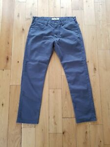 Patagonia Trousers Chinos - 36R - Grey - Excellent Condition - RRP £90