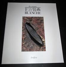 Revue FMR BLANCHE N°6 - N.Valentini - G. Rousse  - Leica de Mollino...