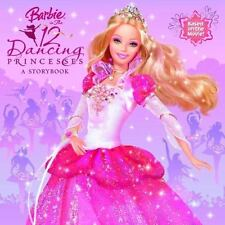 Barbie in the 12 Dancing Princesses-ExLibrary
