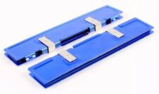 2PCS Aluminum Alloy DDR SDRAM RAM Memory Stick Cooler Heat Spreader Heatsink PC