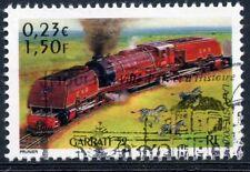 STAMP / TIMBRE FRANCE OBLITERE N° 3409 CHEMIN DE FER / TRAIN / GARRATT 59