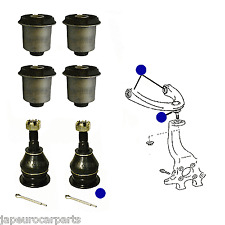 For LEXUS IS250 IS250D FRONT TOP UPPER WISHBONE CONTROL ARM BUSHES BALL JOINT