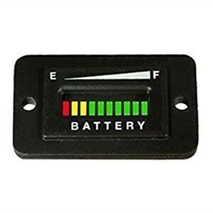 Golfwagen Batterieanzeige Teile Ersatz Für Clubauto 48 Volt Nützlich Neu