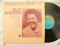 BILLY ECKSTINE LP THE SPECIAL MAGIC OF mgm 2353 122 ..... 33rpm