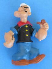 Vtg Bully 1981 Popeye With Pipe Pvc Figure
