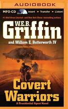 W E B Griffin COVERT WARRIORS Unabridged MP3-CD *NEW* Fast 1st Class Ship!