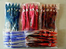 25x DFS Soft OCTOPUS SKIRT FISHING LURES 18cm