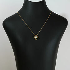 18ct diamond pendant made in London