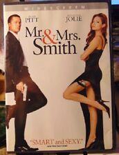 Mr. and Mrs. Smith (DVD, 2009, Widescreen) Brad Pitt  Angelina Jolie