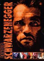 Commando True Lies + ( Predator Edizione Speciale ) Schwarzenegger 3 DVD Nuovo N
