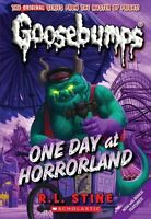 One Day at Horrorland (Classic Goosebumps #5) by R.L. Stine