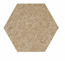 Bright House  Solid Color Octagon Hexagon Shape Area Rugs