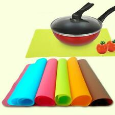 30x40cm Silicone Oven Bake Baking Sheet Mat Liner Clay Pastry Tool Rolling 1x LG