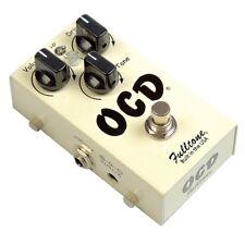 Fulltone OCD V2 Obsessive Compulsive Drive Overdrive Effects Pedal  EOFY Sale