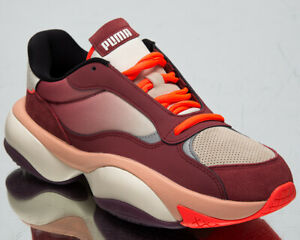 Puma Alteration Planet Pluto Men's Burnt Russet Whisper White Lifestyle Sneakers