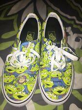 Vans Shoes Old Skool Toy Story Buzz Lightyear Size 9.5 Mens Disney Pixar