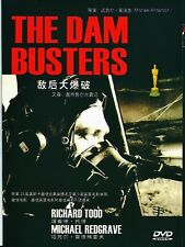 "New DVD "" The Dam Busters ""  Richard Todd, Michael Redgrave"