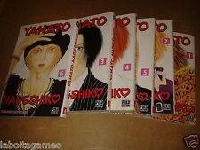 YAMATO NADESHIKO TOMOKO HAYAKAWA LOT 6 TOME N°1 À 6 LIVRE MANGAS VF PIKA EDITION