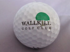 Wallkill Golf Club - Franklin, Nj - Babe Ruth Played Here - Logo Golf Ball