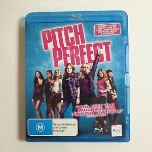Pitch Perfect | Blu-ray Movie | Comedy/Musical | Rebel Wilson, Anna Kendrick