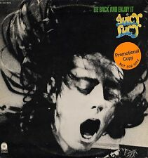 """JUICY LUCY """"LIE BACK AND ENJOY IT"""" ORIG US 1970 PROMO"""