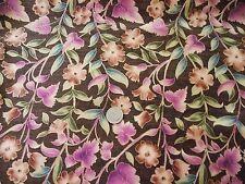WtW Estate Fabric Floral BTY Rhapsody Flower Garden Nature 7182 Fabri Quilt