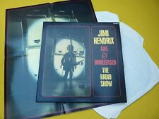 5x Lp Jimi Hendrix ‎– Live & Unreleased The Radio Show Box Set (M-x5)  Vinyl ç