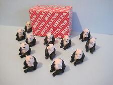 BRITAINS plastique les animaux de zoo: échanges Boîte de x12 Panda Géant