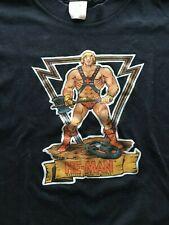 VTG 80's He-Man Masters of the Universe T- Shirt Size Kids  14-16 Vintage MOTU