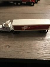 Road Champs Dr. Pepper Tractor Trailer Truck Kenworth Anteater 1990's