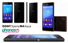 New Sony Xperia M4 Aqua Water Proof Android 4G LTE WIFI Unlocked 16GB Smartphone