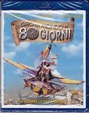 Blu-ray **IL GIRO DEL MONDO IN 80 GIORNI** con Jackie Chan nuovo 2004