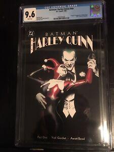 Batman: Harley Quinn #nn 1999; CGC 9.6; 1st Print; Harleys Origin & 1st App