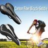 Carbon fiber MTB Mountain Bike Road Bicycle Racing Hollow Seat Saddle Cushion