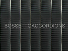 Accordion BELLOWS TAPE BLACK WITH STRIPES Roll 24mm x 8.89m (350 inches) PARTS