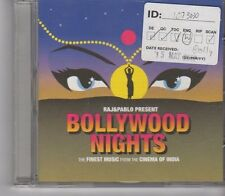 (FX411) Raj & Pablo present, Bollywood Nights - 2002 CD