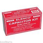 100pc Capacitor Assortment Kit Mylar, Electrolytic, Ceramic Disc CAPK100
