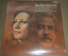 TEBALDI & PUCCINI A Legendary Partnership - London OS 26448 SEALED