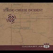On the Road: 10-14-02 Calgary, AB by The String Cheese Incident (CD)