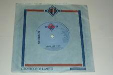 "THE DOOLEYS - A rose has to die - 1978 2-track UK 7"" Vinyl Single"
