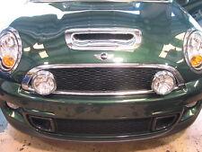 Mini Cooper S R55/R56/R57 Chrome Driving Lights Kit OEM