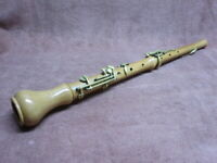 rare Mollenhauer 1800s classical oboe reproduction excellent used in Japan